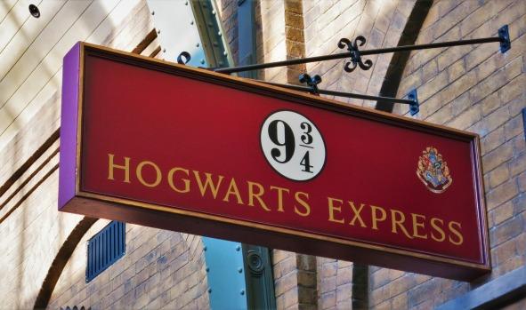 Harry Potter Track Nine Nine