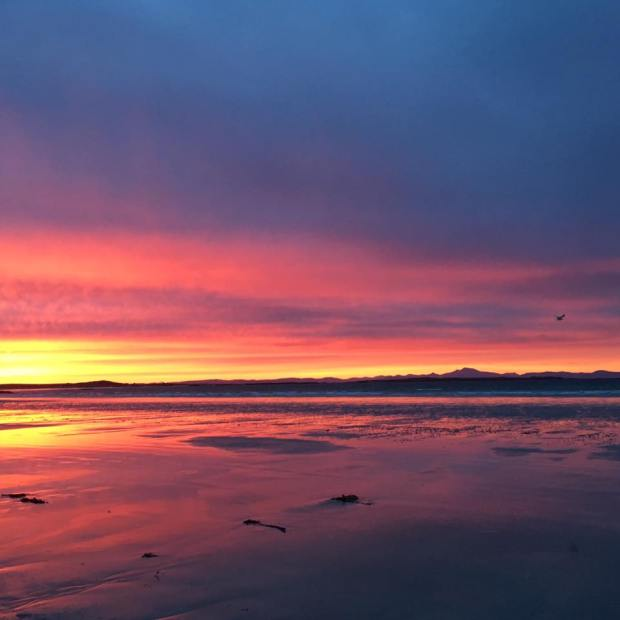 Tiree Sunrise
