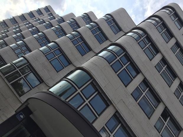 Shell Haus modernist architecture