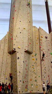 climbing ratho
