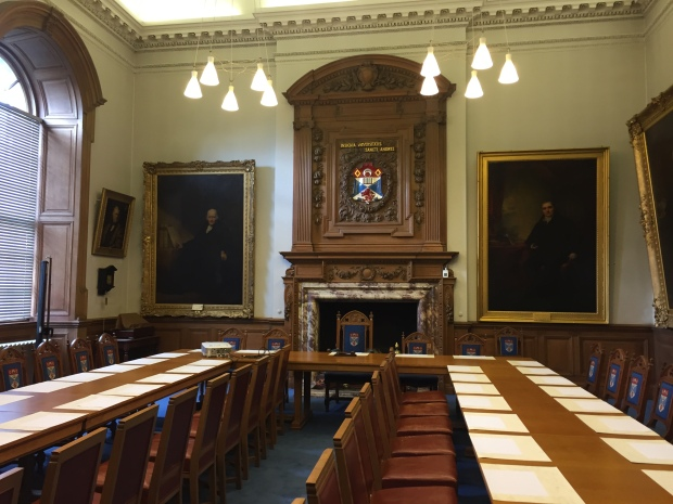 Senate Room, St Marys College St Andrews.JPG