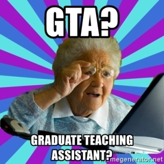 gta-graduate-teaching-assistant